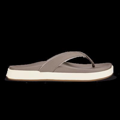 Olukai W Nu'a Pi'o Sandal WARM TAUPE/WARM TAUPE