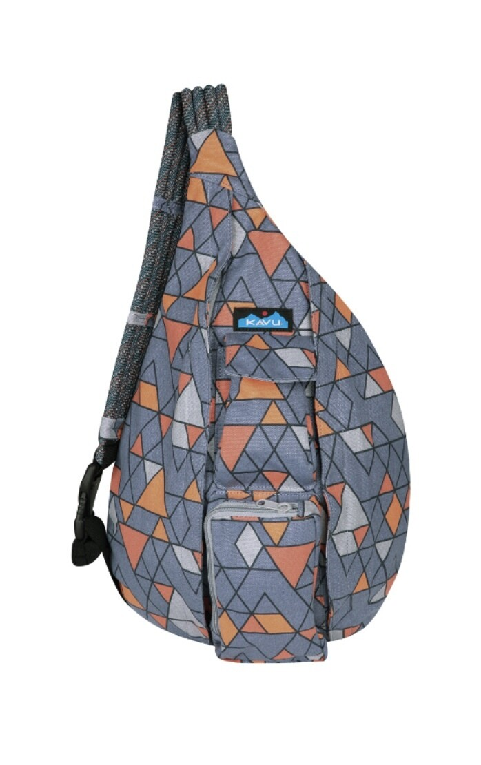 KAVU Rope Bag MOD TILE