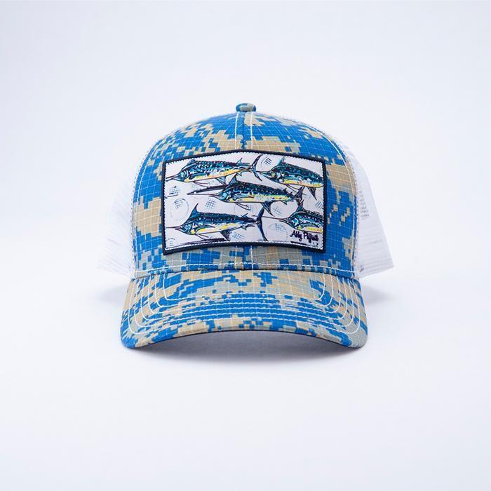 Art 4 All Marlin Trucker BLUE
