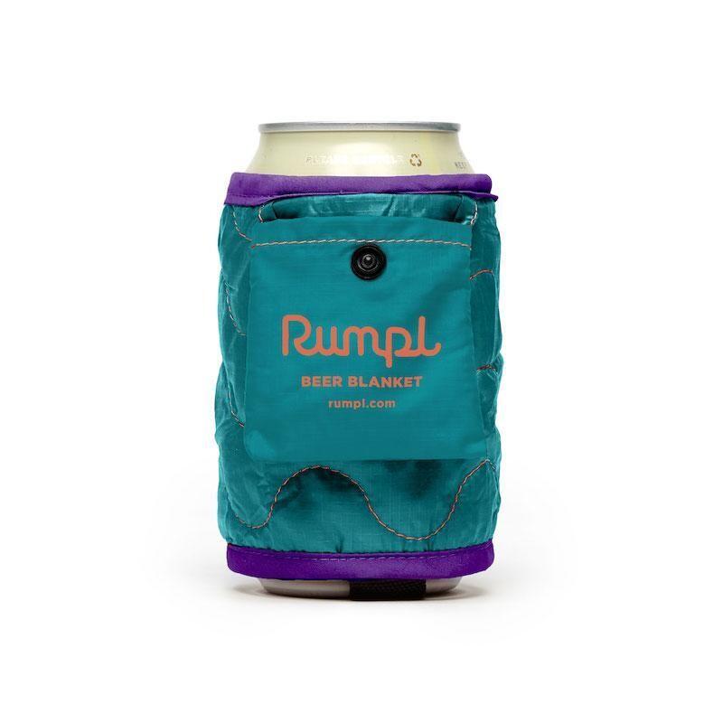Rumpl Beer Blanket HARBOR BLUE