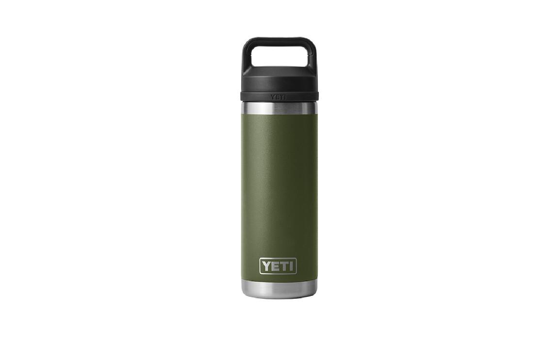 Yeti Rambler 18 oz Bottle HIGHLANDS OLIVE