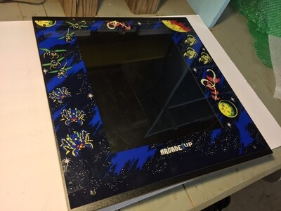 Galaga Monitor with Bezel - GREAT CONDITION