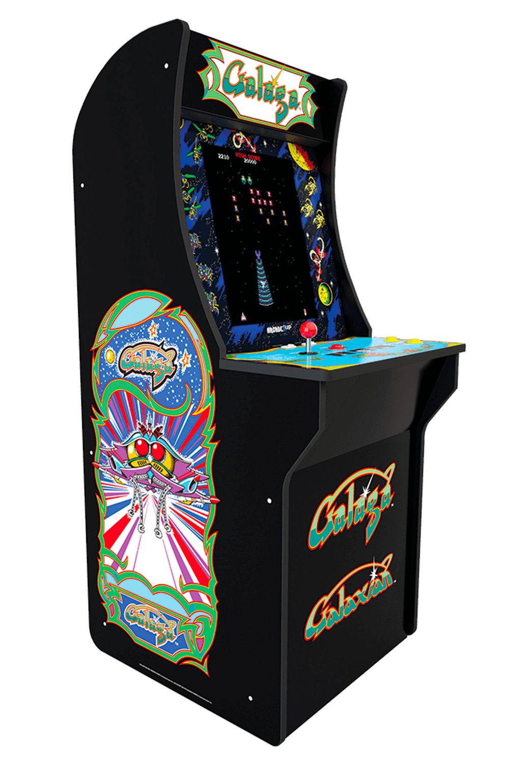 OFFICIAL Arcade1UP Galaga Cabinet - NEW IN BOX