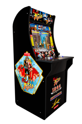 OFFICIAL Arcade1UP Final Fight Cabinet - NEW IN BOX