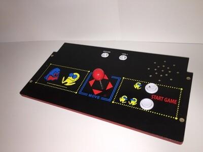 Pac-Man Control Deck