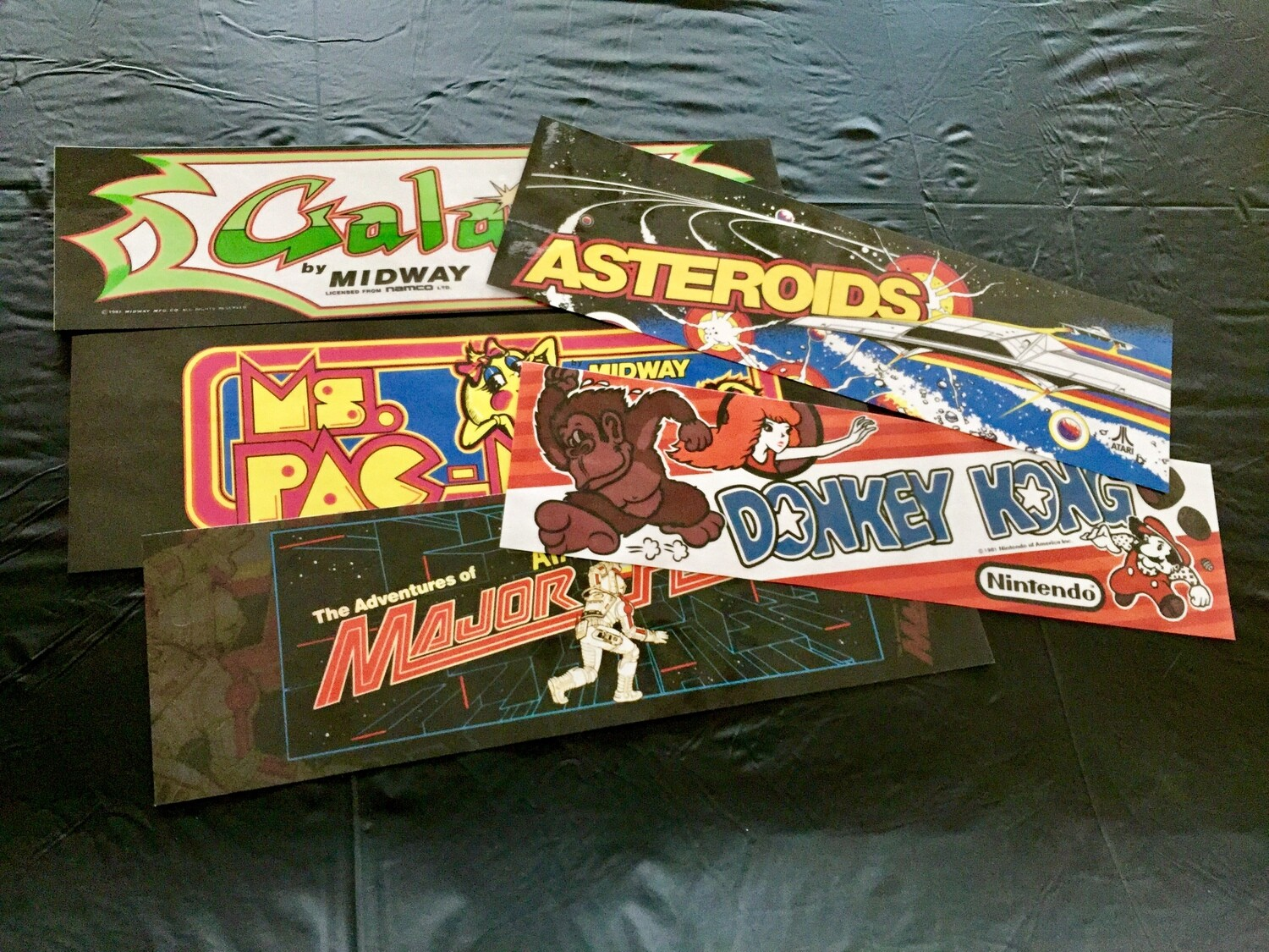 Arcade Marquee Sign Set - LIMITED EDITION