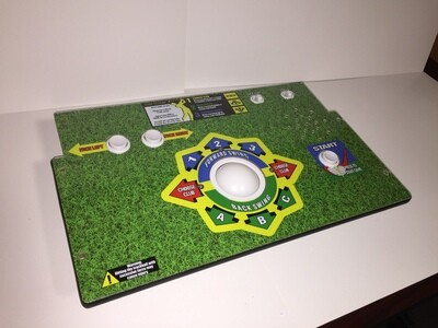 Golden Tee Control Deck with Plexi Protector