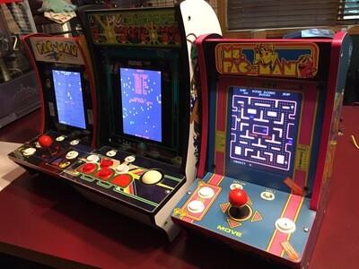 Arcade1Up Countercade Portability Upgrade - PLAY ANYWHERE ANYTIME!