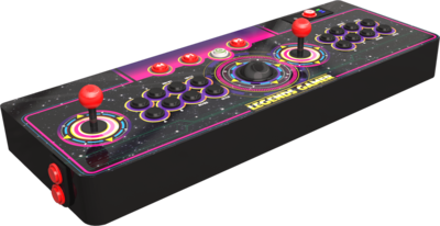 AtGames Legends Gamer Pro Model: HA2802- INCLUDES FULL UPLAY UPGRADE! NEW IN BOX!