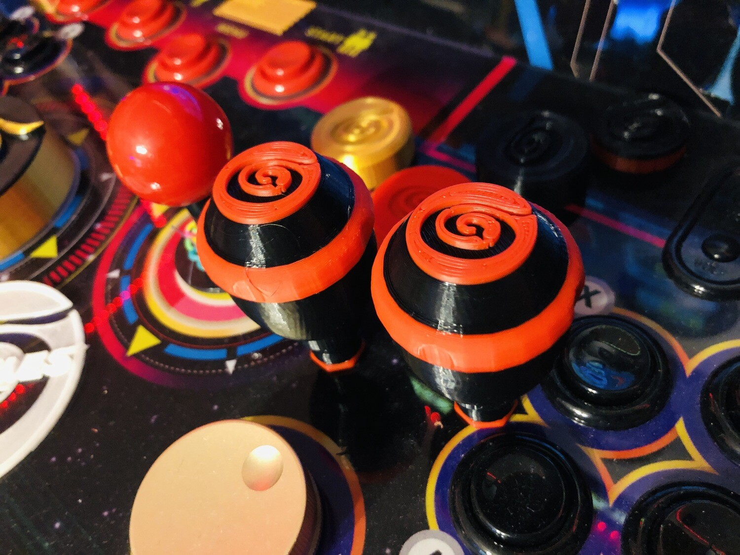 AtGames Competition Joystick Toppers