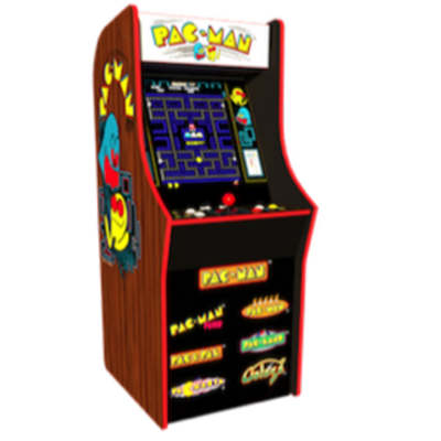 OFFICIAL Arcade1UP Pac-Man 40th Anniversary Cabinet - NEW IN BOX