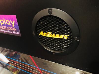 AtGames Performance Speaker Grills - TURN UP THE VOLUME!!!