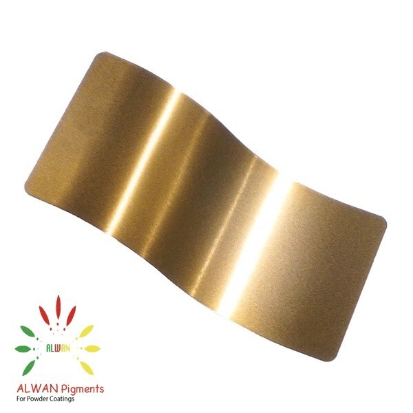 24k gold Candy&Chrome Alwan powder coating china Wholesale powder coating high glossy epoxy polyester 20kg/Box
