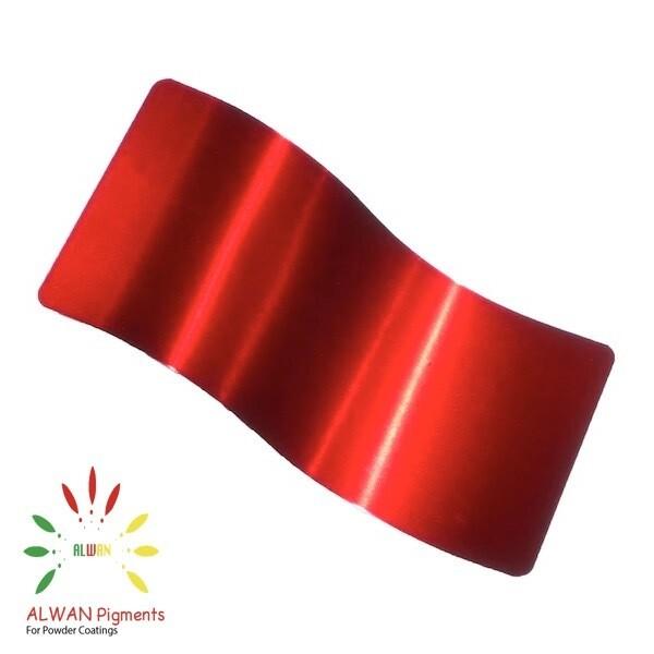 Cherry Red Candy&Chrome Alwan powder coating china Wholesale powder coating high glossy epoxy polyester 20kg/Box