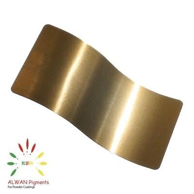 Dark Gold Candy&Chrome Alwan powder coating china Wholesale powder coating high glossy epoxy polyester 20kg/Box