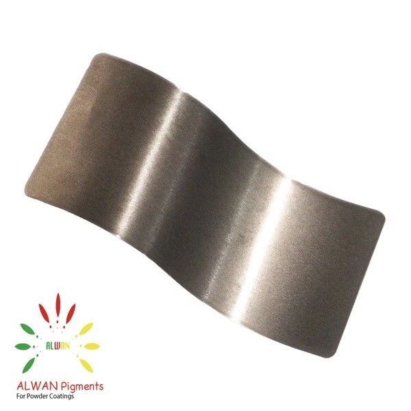 Grey Lether Candy&Chrome Alwan powder coating china Wholesale powder coating high glossy epoxy polyester 20kg/Box