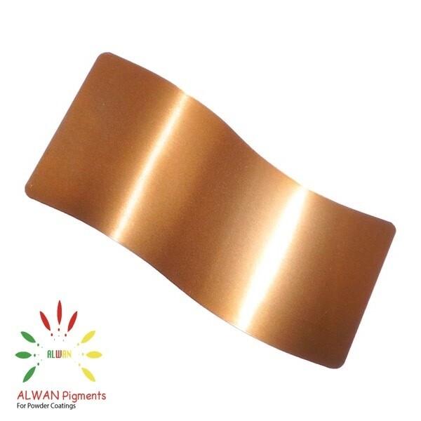 Bronze Trans Candy&Chrome Alwan powder coating china Wholesale powder coating high glossy epoxy polyester 20kg/Box