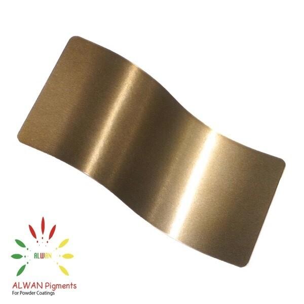Shine Gold Candy&Chrome Alwan powder coating china Wholesale powder coating high glossy epoxy polyester 20kg/Box