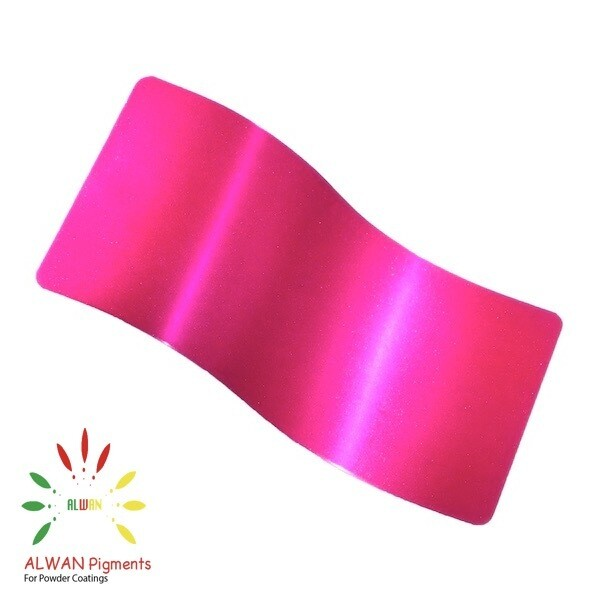 Pinkey Trans Candy&Chrome Alwan powder coating china Wholesale powder coating high glossy epoxy polyester 20kg/Box