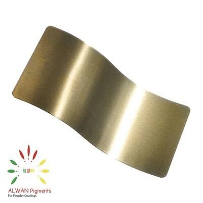 Pure Gold Candy&Chrome Alwan powder coating china Wholesale powder coating high glossy epoxy polyester 20kg/Box