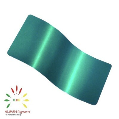 Sheny Green Candy&Chrome Alwan powder coating china Wholesale powder coating high glossy epoxy polyester 20kg/Box