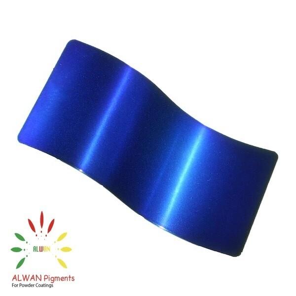 Trans Clear Blue Candy&Chrome Alwan powder coating china Wholesale powder coating high glossy epoxy polyester 20kg/Box