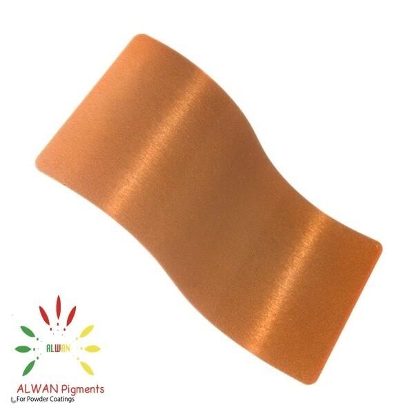 Trans Copper II Candy&Chrome Alwan powder coating china Wholesale powder coating high glossy epoxy polyester 20kg/Box