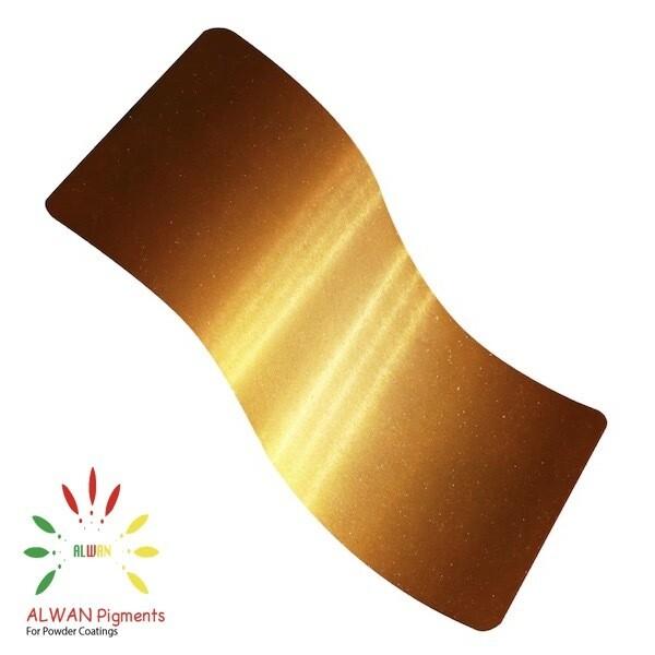 Sparky Copper Candy&Chrome Alwan powder coating china Wholesale powder coating high glossy epoxy polyester 20kg/Box