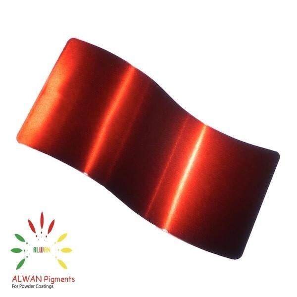 Super Red Candy&Chrome Alwan powder coating china Wholesale powder coating high glossy epoxy polyester 20kg/Box
