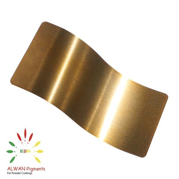 Trans Gold Candy&Chrome Alwan powder coating china Wholesale powder coating high glossy epoxy polyester 20kg/Box