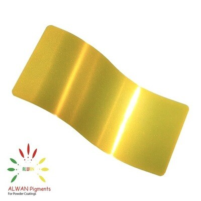 Ultra Trans Gold Candy&Chrome Alwan powder coating china Wholesale powder coating high glossy epoxy polyester 20kg/Box
