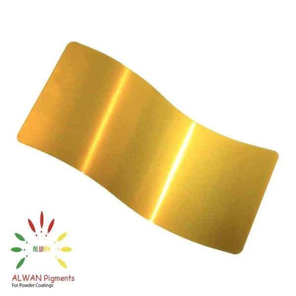 Ultra Shiny Gold Candy&Chrome Alwan powder coating china Wholesale powder coating high glossy epoxy polyester 20kg/Box