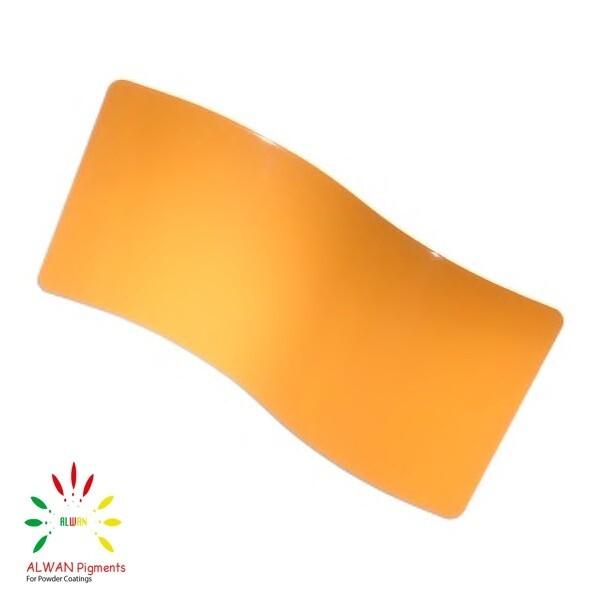 RAL 1017 Alwan powder coating china Wholesale powder coating high glossy epoxy polyester 20kg/Box
