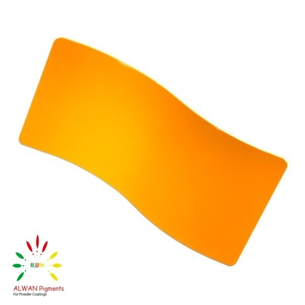 RAL 1028 Alwan powder coating china Wholesale powder coating high glossy epoxy polyester 20kg/Box