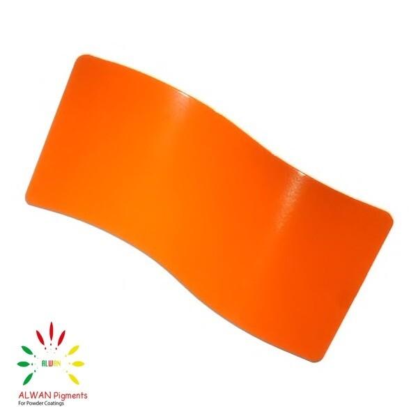 RAL 2004 Alwan powder coating china Wholesale powder coating high glossy epoxy polyester 20kg/Box