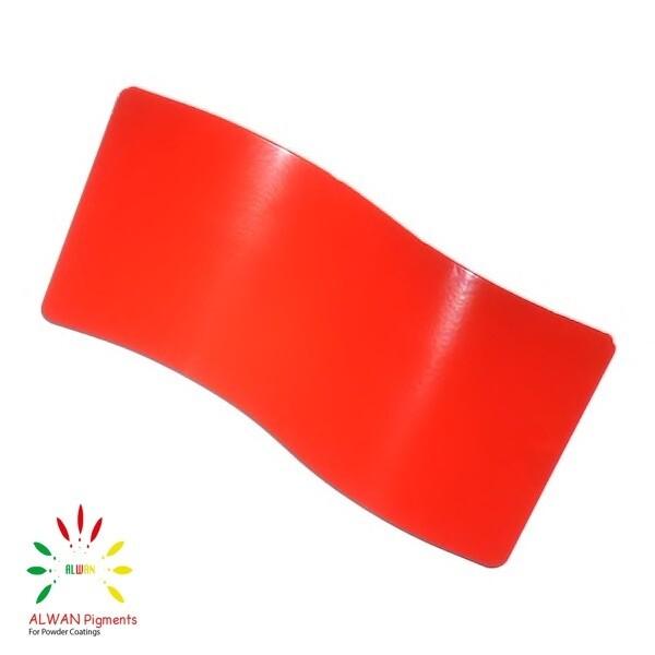 RAL 3000 Alwan powder coating china Wholesale powder coating high glossy epoxy polyester 20kg/Box