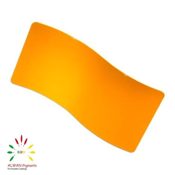 RAL 1007 Alwan powder coating china Wholesale powder coating high glossy epoxy polyester 20kg/Box