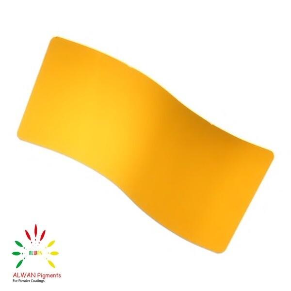 RAL 1018 Alwan powder coating china Wholesale powder coating high glossy epoxy polyester 20kg/Box