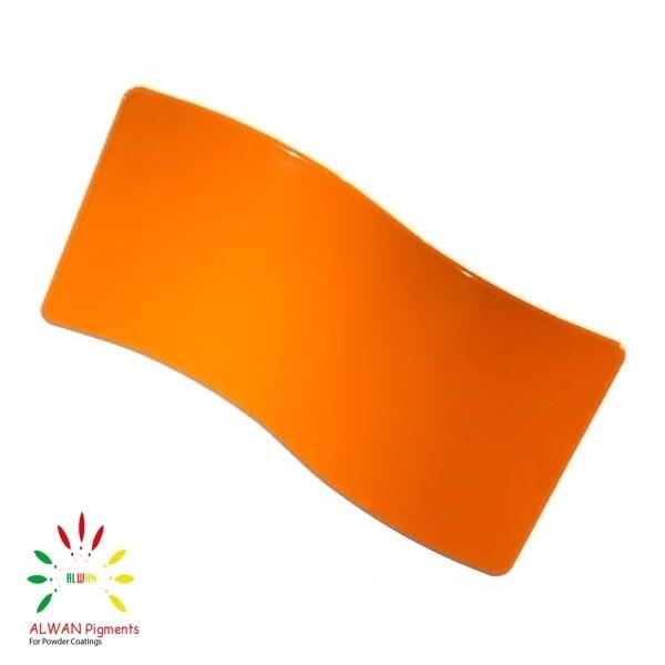 RAL 2000 Alwan powder coating china Wholesale powder coating high glossy epoxy polyester 20kg/Box