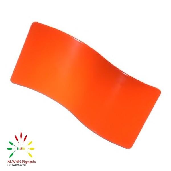 RAL 2001 Alwan powder coating china Wholesale powder coating high glossy epoxy polyester 20kg/Box