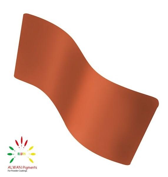 RAL 2010 Alwan powder coating china Wholesale powder coating high glossy epoxy polyester 20kg/Box