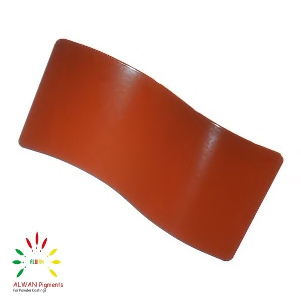 RAL 3009 Alwan powder coating china Wholesale powder coating high glossy epoxy polyester 20kg/Box