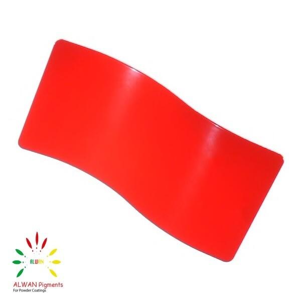 RAL 3020 Alwan powder coating china Wholesale powder coating high glossy epoxy polyester 20kg/Box