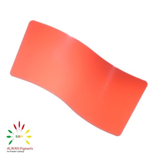 RAL 3022 Alwan powder coating china Wholesale powder coating high glossy epoxy polyester 20kg/Box