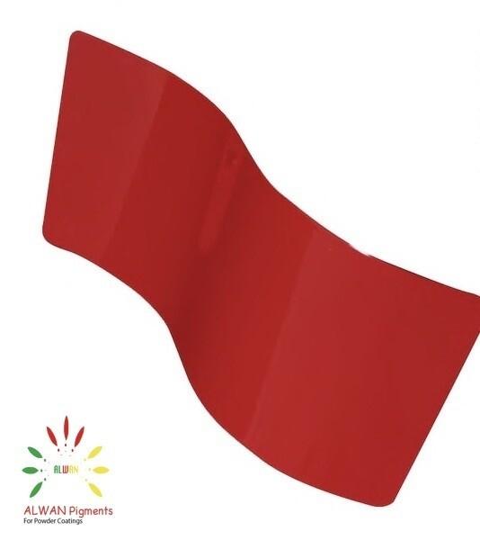 RAL 3027 Alwan powder coating china Wholesale powder coating high glossy epoxy polyester 20kg/Box