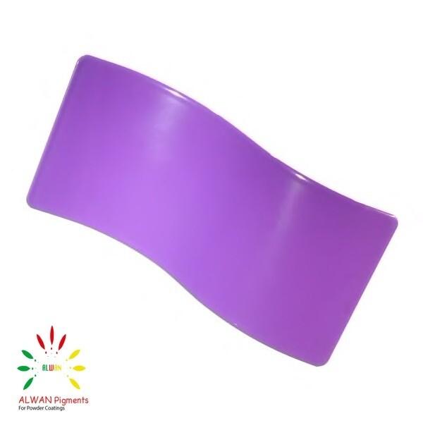 RAL 4005 Alwan powder coating china Wholesale powder coating high glossy epoxy polyester 20kg/Box