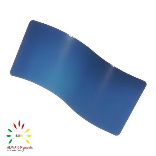RAL 5000 Alwan powder coating china Wholesale powder coating high glossy epoxy polyester 20kg/Box