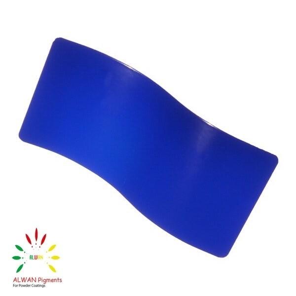 RAL 5002 Alwan powder coating china Wholesale powder coating high glossy epoxy polyester 20kg/Box