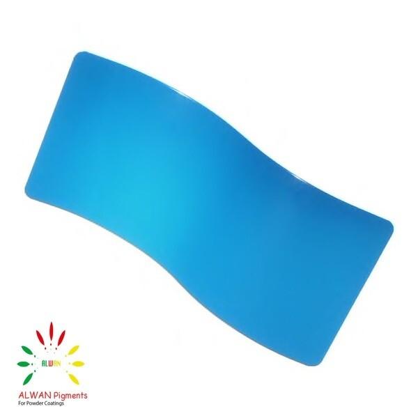 RAL 5015 Alwan powder coating china Wholesale powder coating high glossy epoxy polyester 20kg/Box