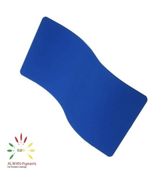 RAL 5017 Alwan powder coating china Wholesale powder coating high glossy epoxy polyester 20kg/Box